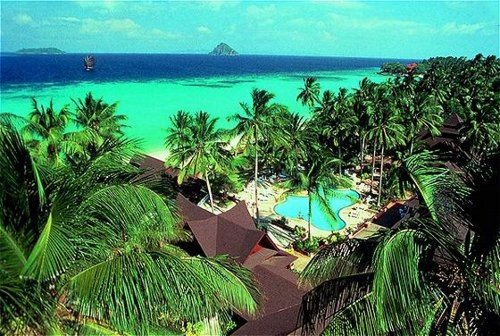 phi phi island holiday inn