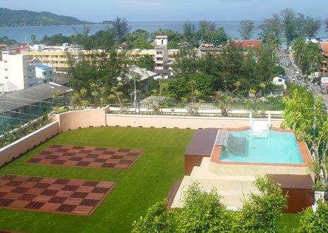 Hotel Bel Aire Resort Patong Phuket Thailand Prices And Booking