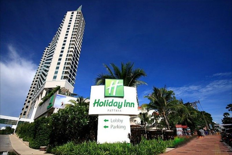 Image result for Holiday Inn Pattaya