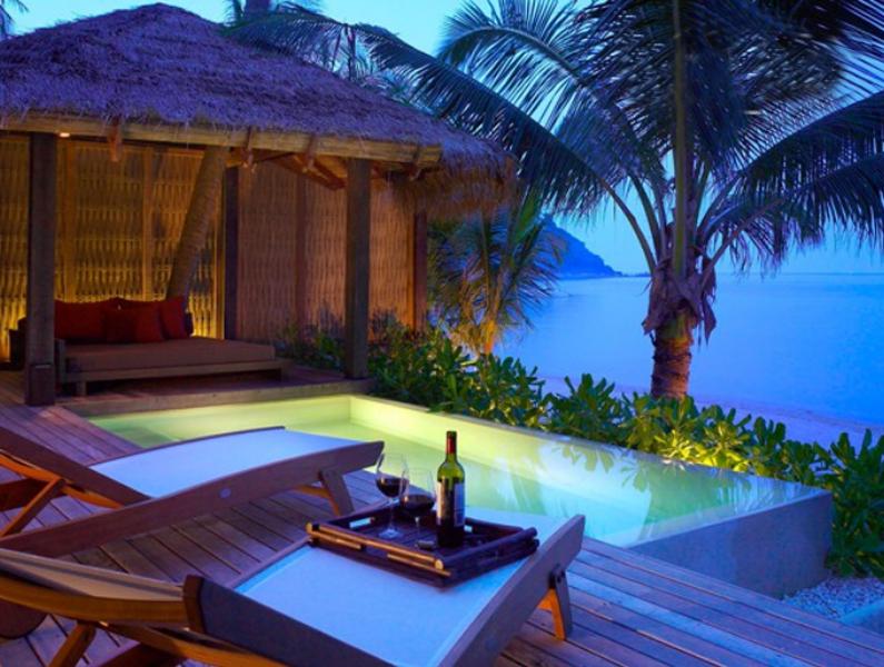 hotel rasananda phangan island resort spa koh phangan thailand prices and booking. Black Bedroom Furniture Sets. Home Design Ideas